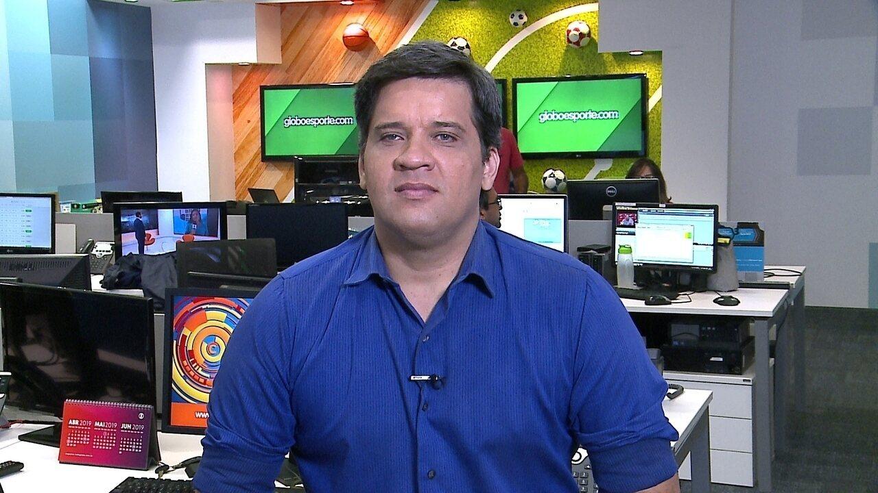 Cabral Neto analisa duelo entre São Bento e Sport