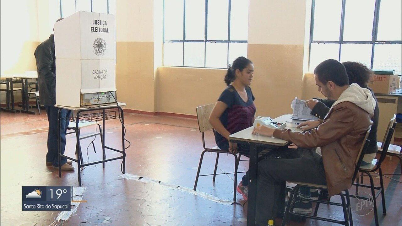Mais de 4 mil eleitores deixaram de votar em eleição de Elói Mendes, MG