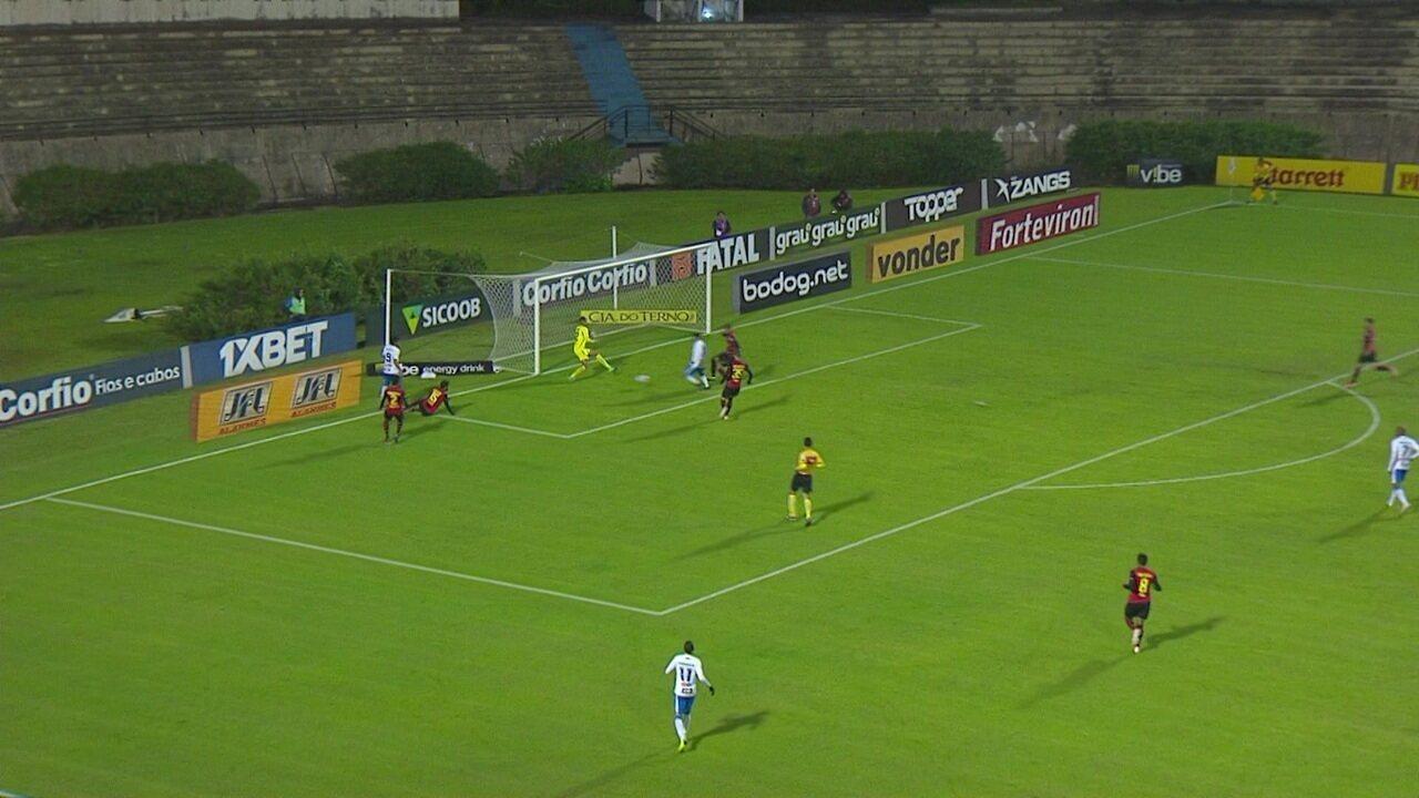 Melhores momentos de São Bento 2 x 2 Sport pela Série B do Campeonato Brasileiro