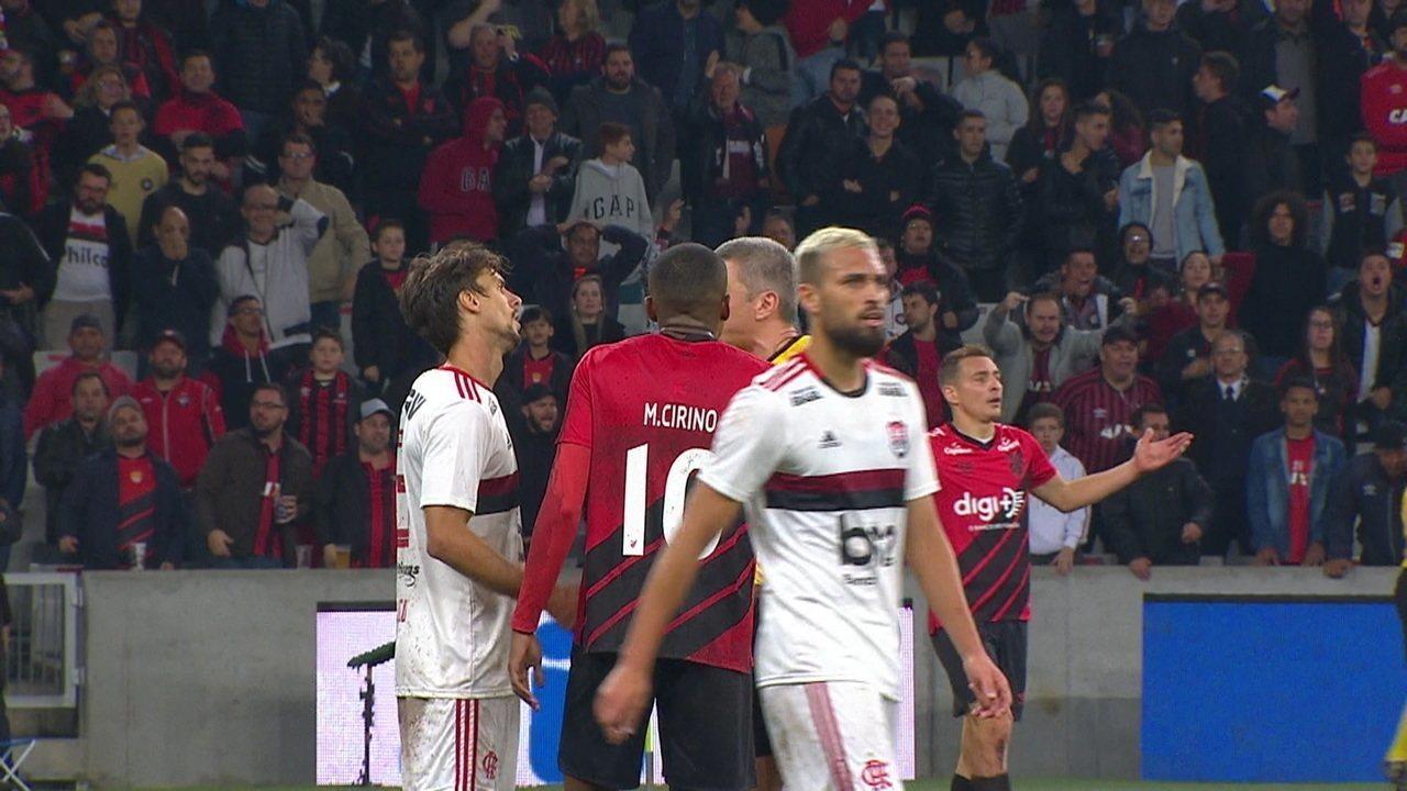 Melhores momentos de Athletico-PR 1 x 1 Flamengo pelas quartas de final da Copa do Brasil