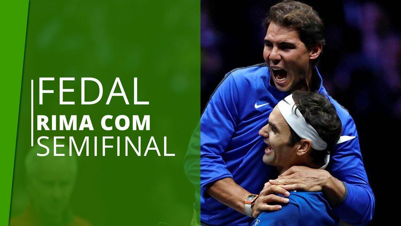 Federer e Nadal se reencontram em Wimbledon 11 anos depois
