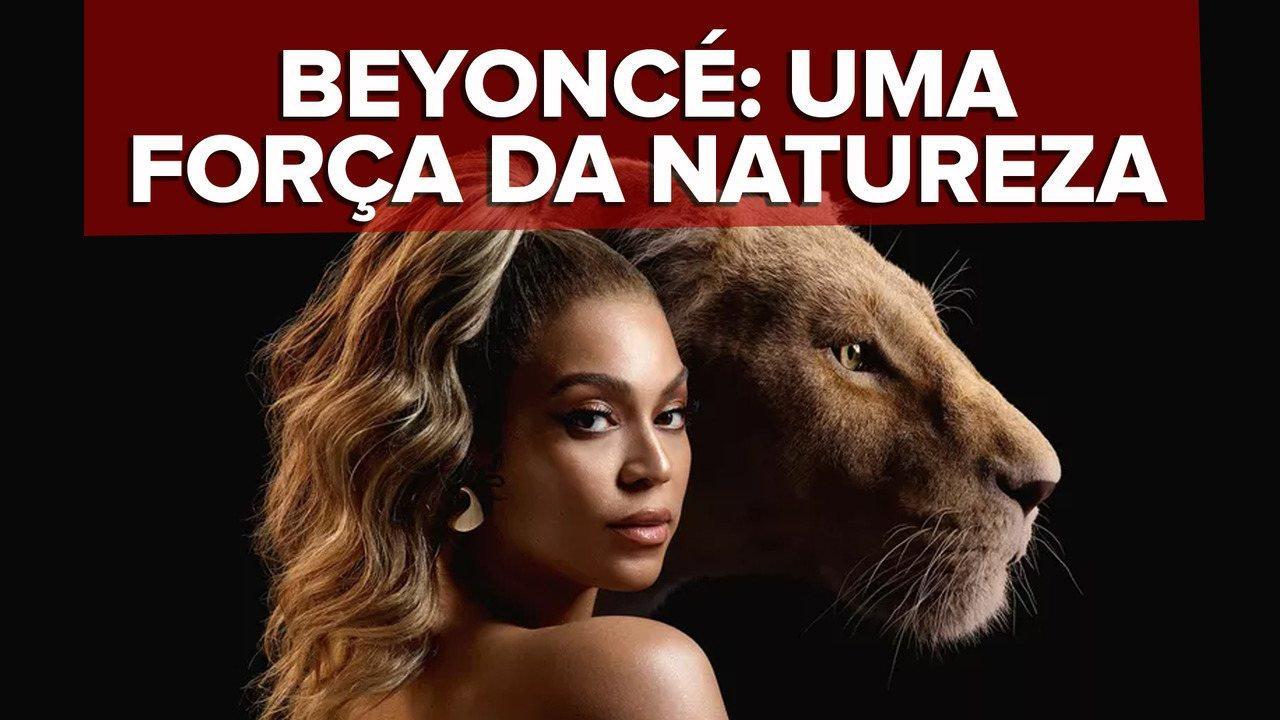 Beyoncé - 'Spirit' - G1 Ouviu