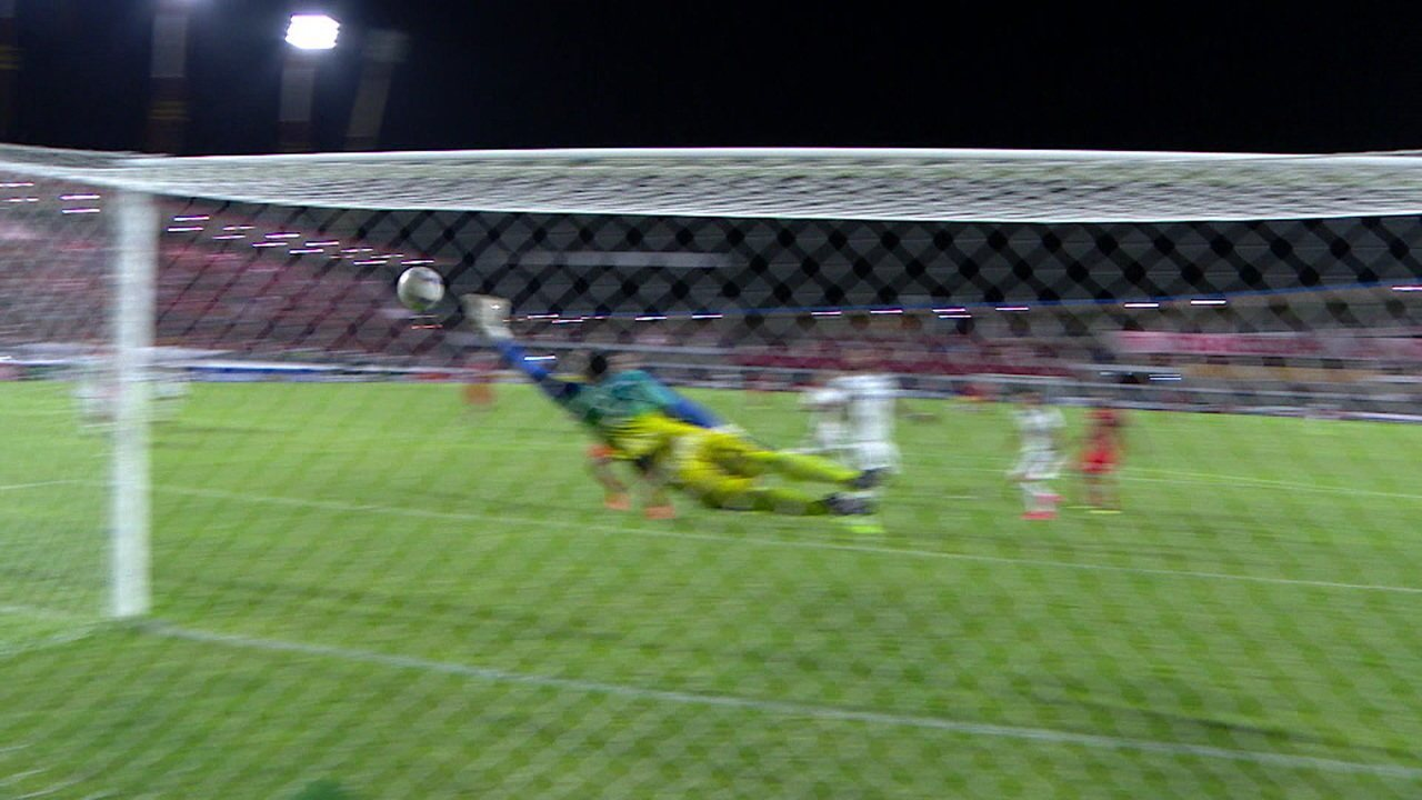 Os gols de CRB 2 x 1 Guarani na 9º rodada do Campeonato brasileiro série B