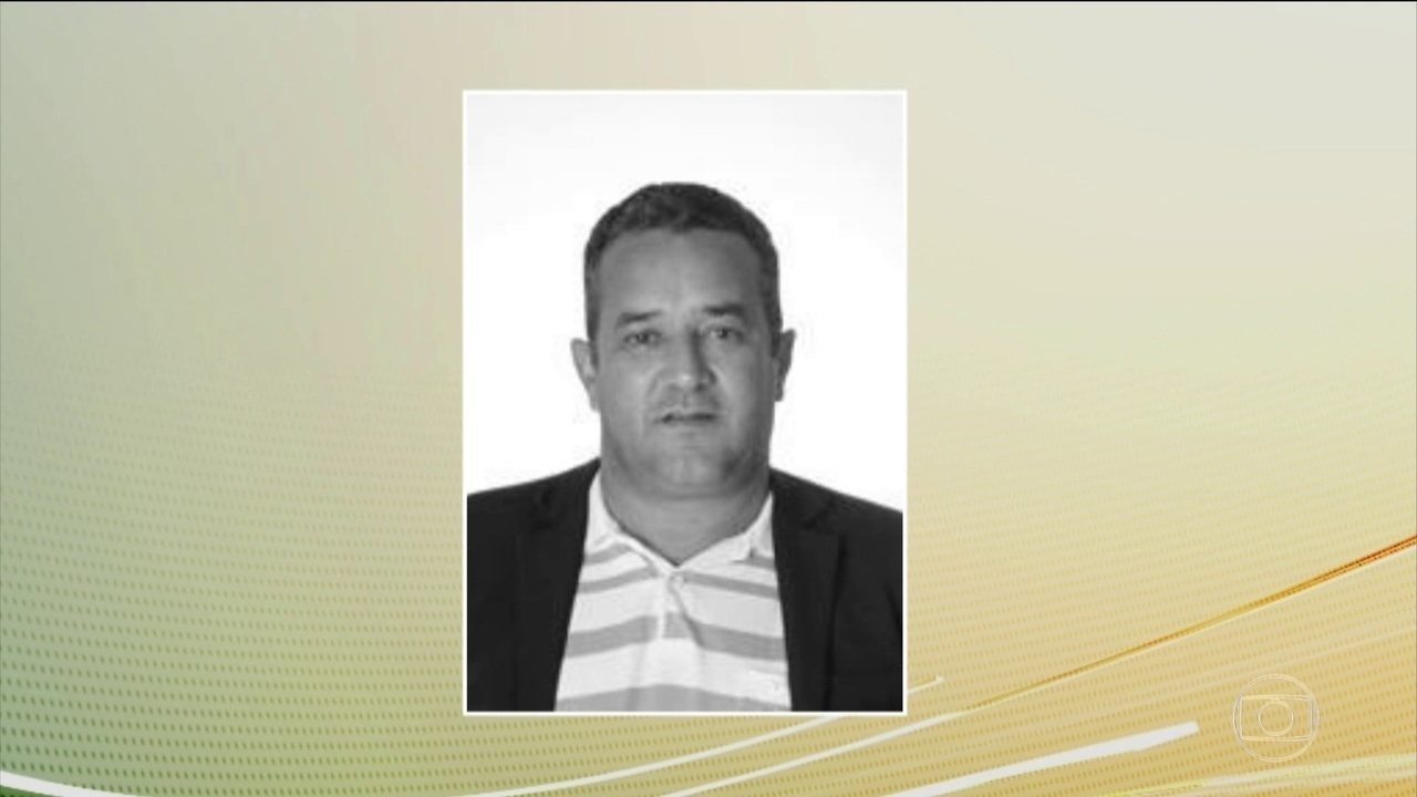 Vereador é preso por assassinato do prefeito de Naque, em MG