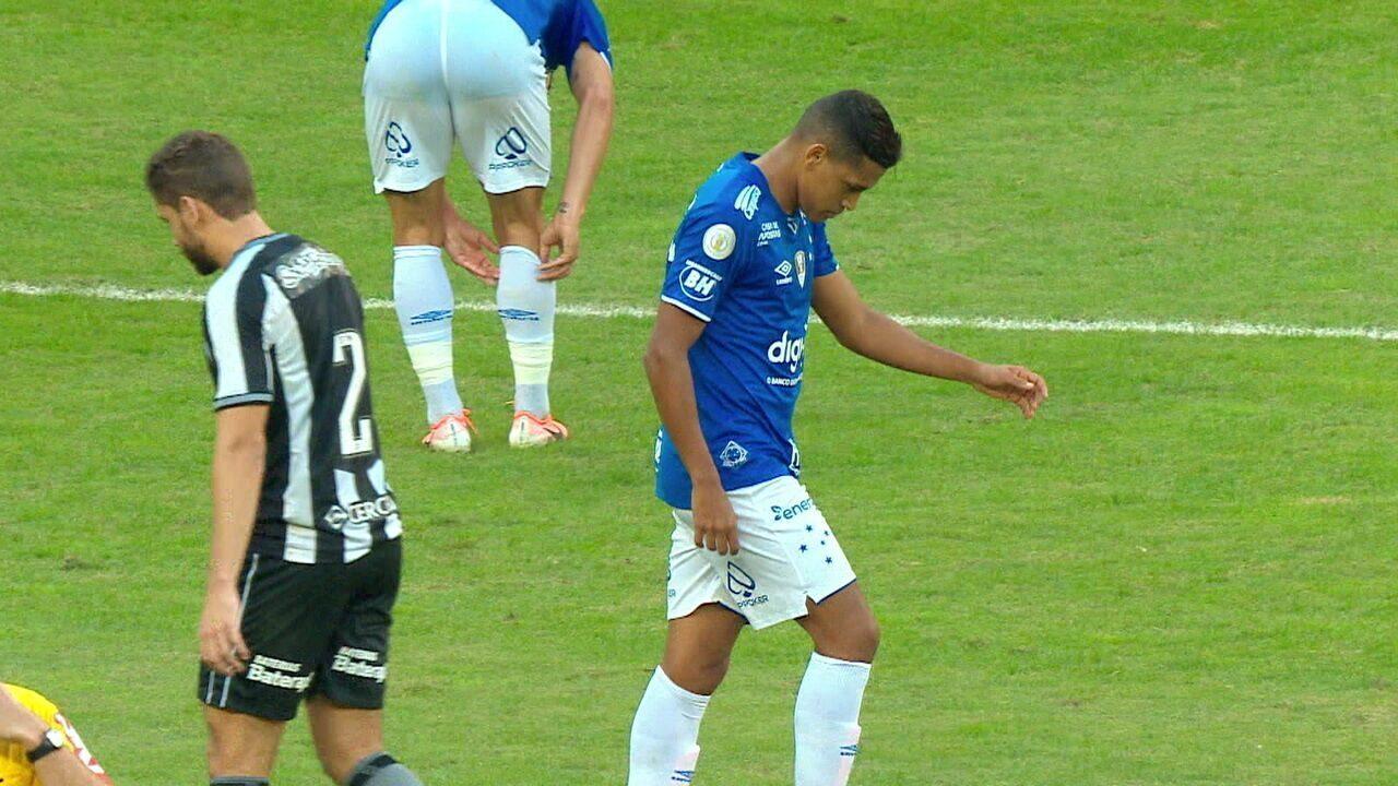 Melhores momentos: Cruzeiro 0 x 0 Botafogo pela 10ª rodada do Brasileirão