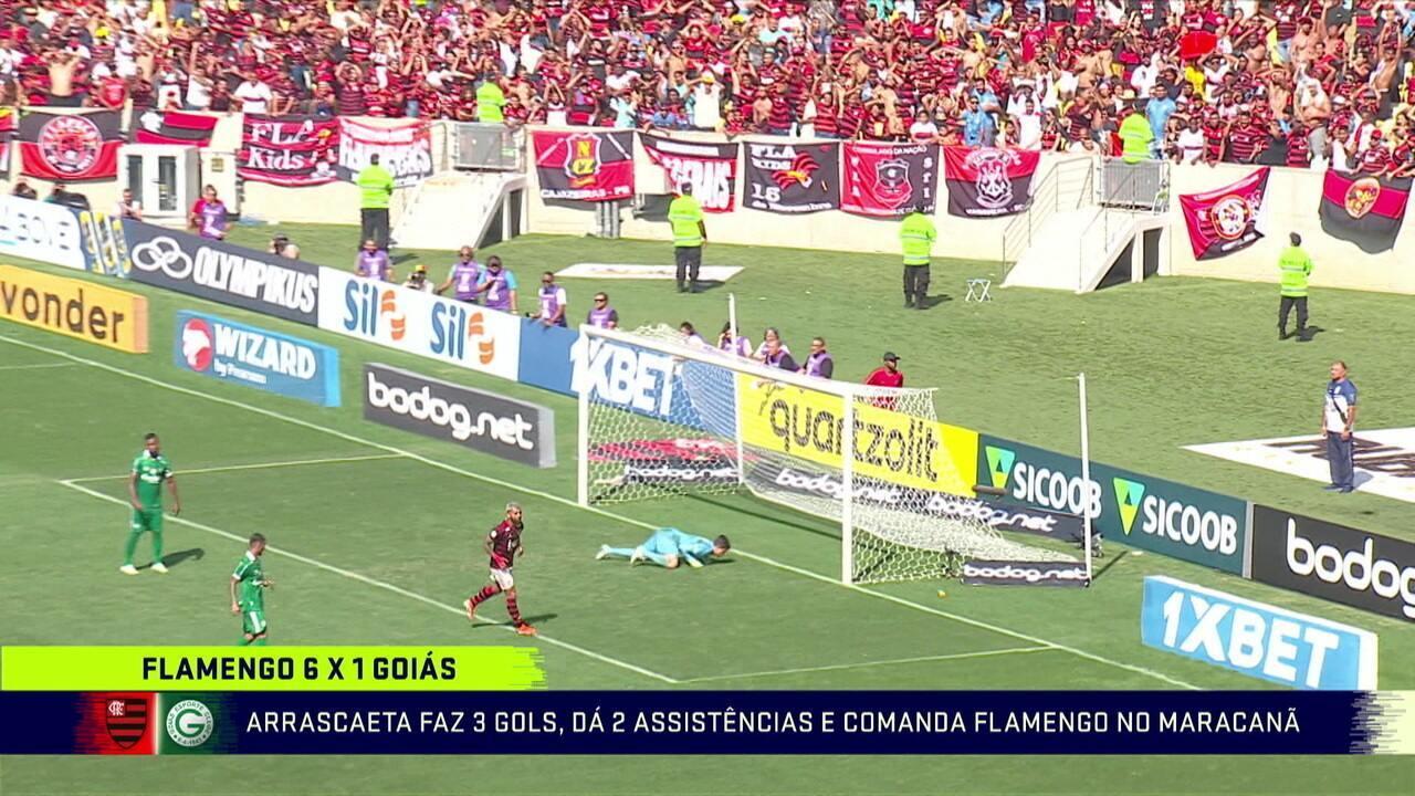 """No Troca, Petkovic define goleada do Flamengo: """"Foi uma vitória suprema, autoritária"""""""