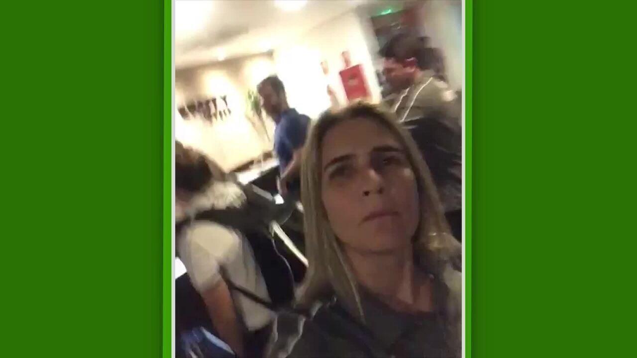 Emily, treinadora do Santos, reclama da organização e logística do futebol feminino