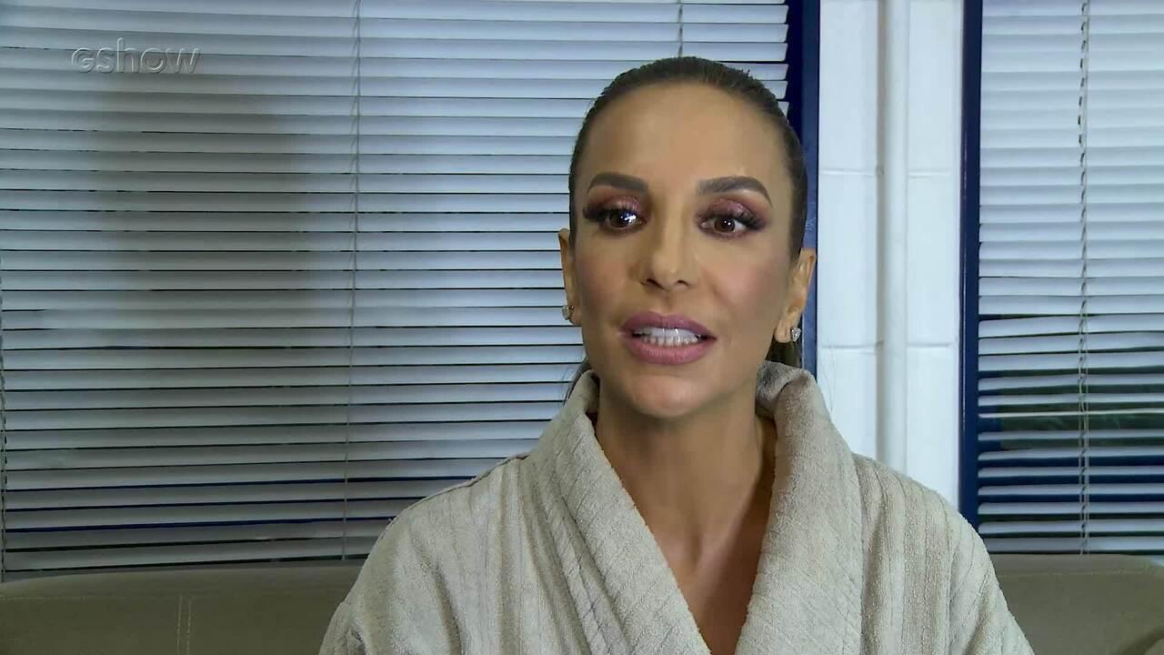 Ivete Sangalo define sua participação como técnica no The Voice Brasil