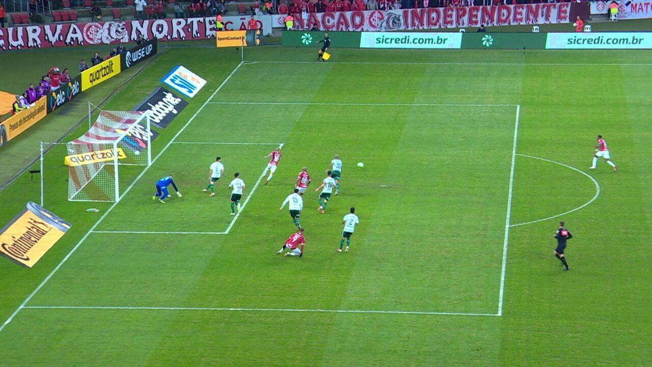 Melhores momentos: Internacional 1 (5) x (4) 0 Palmeiras pela Copa do Brasil