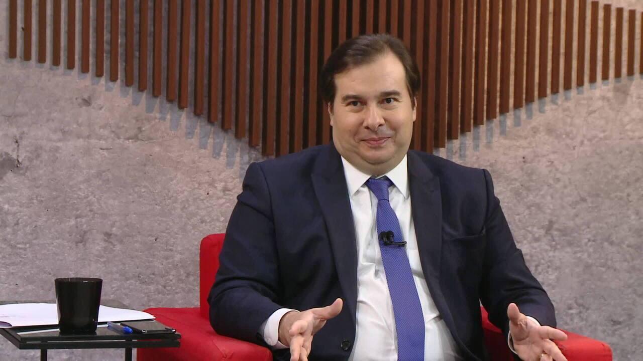 Rodrigo Maia e os bastidores da aprovação da reforma da Previdência