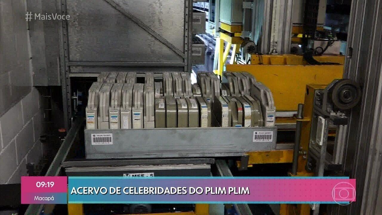 Arquivos da TV Globo são totalmente automatizados
