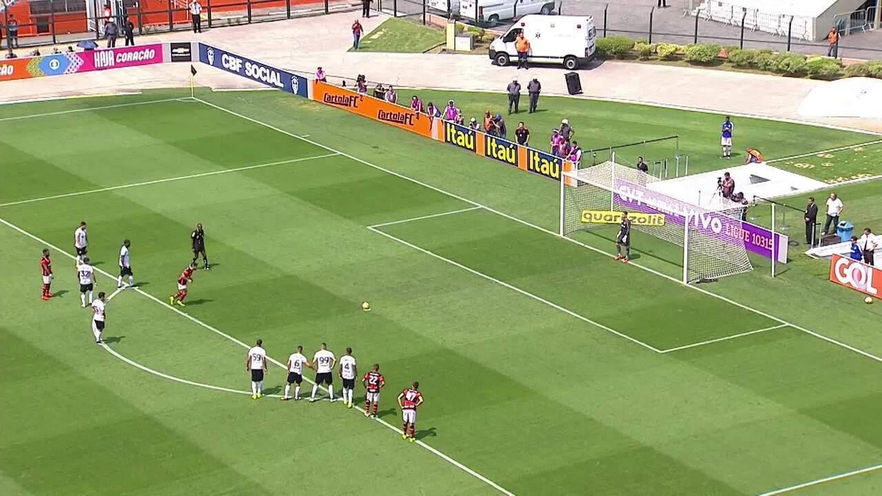 Diego já perdeu cinco pênaltis pelo Flamengo. Veja todas as cobranças