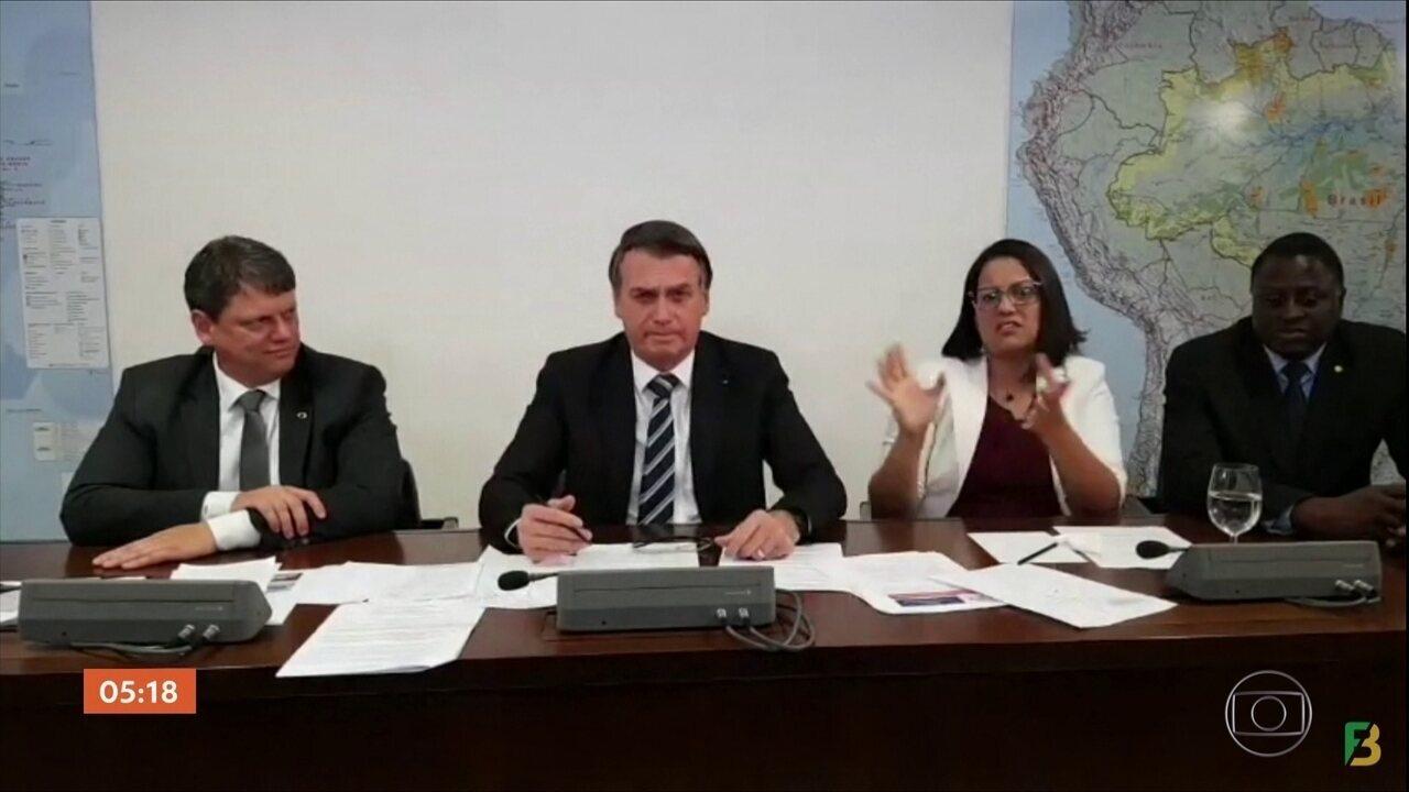 Após críticas, o Governo deixa para próxima semana o anúncio da liberação do saque do FGTS