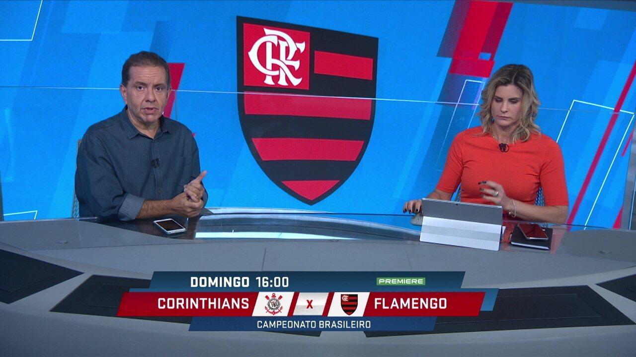 Gonzalez analisa reforços de Gerson e Pablo Marí e como se encaixam no time do Flamengo