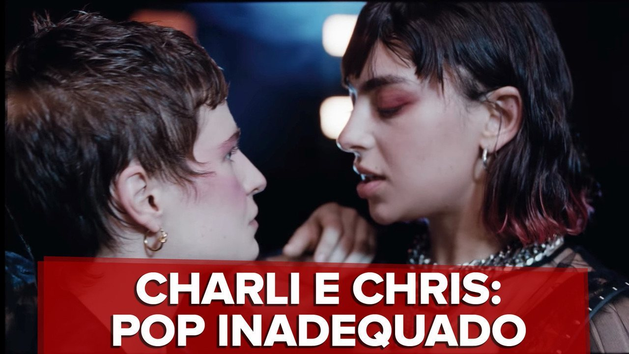 Charli XCX e Christine and the Queens - 'Gone'