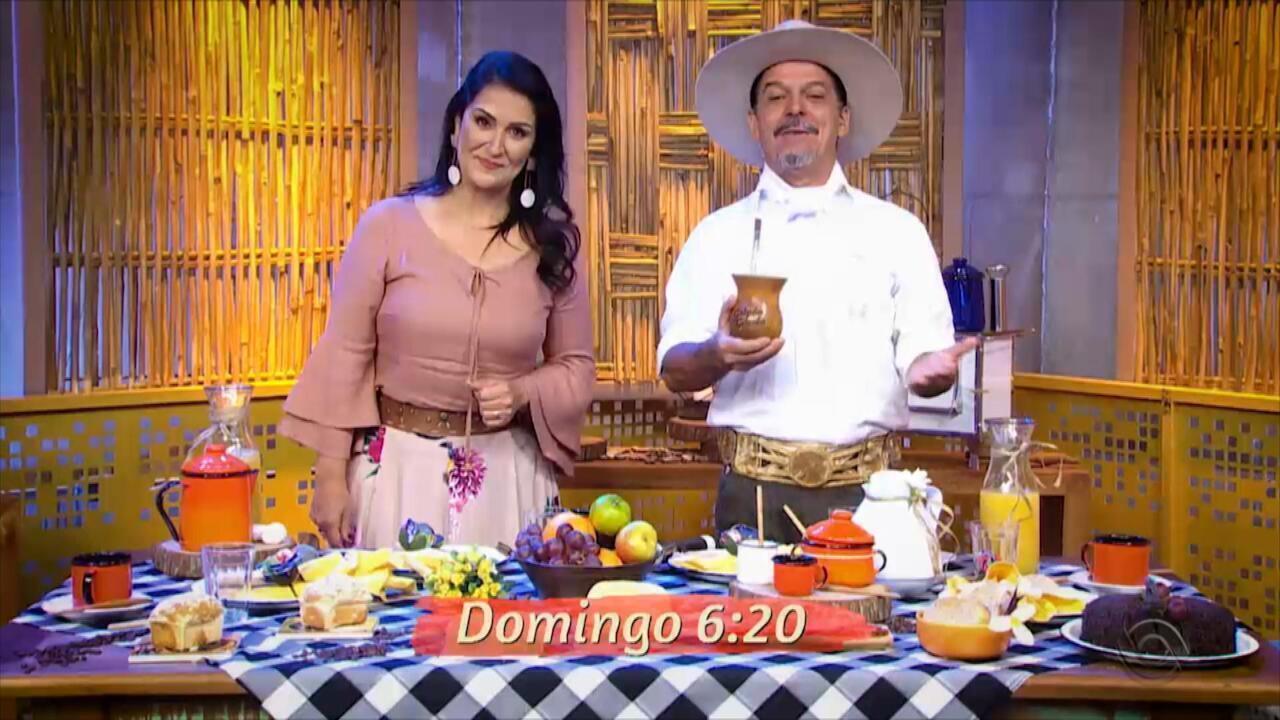 Confira os destaques do Galpão Crioulo deste domingo (21)