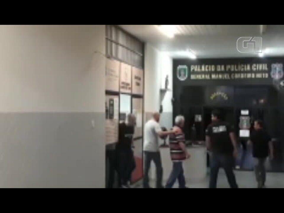 Prefeito suspeito de abusar de mulheres é preso no Ceará