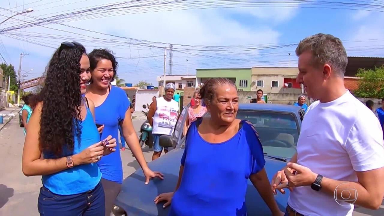 Lata Velha: conheça a história de Sueli Gonçalves e seu Escort azul 1988
