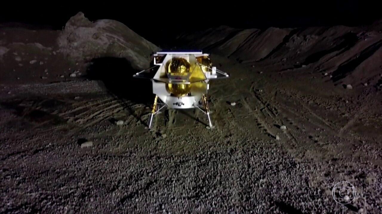 Negócios no Espaço: Startup quer fazer entregas na Lua
