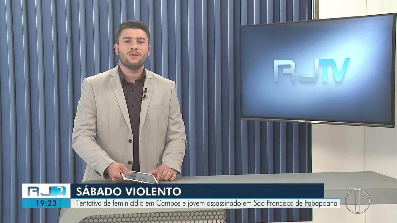 Grave acidente na RJ-194 deixa um morto em São Fidélis