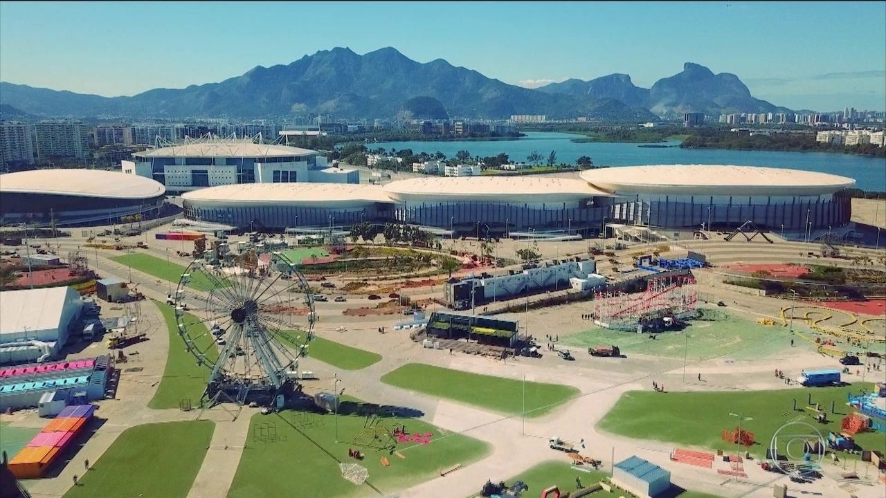 Game XP já está mudando a cara do Parque Olímpico. Confira a experiência da montanha-russa com VR