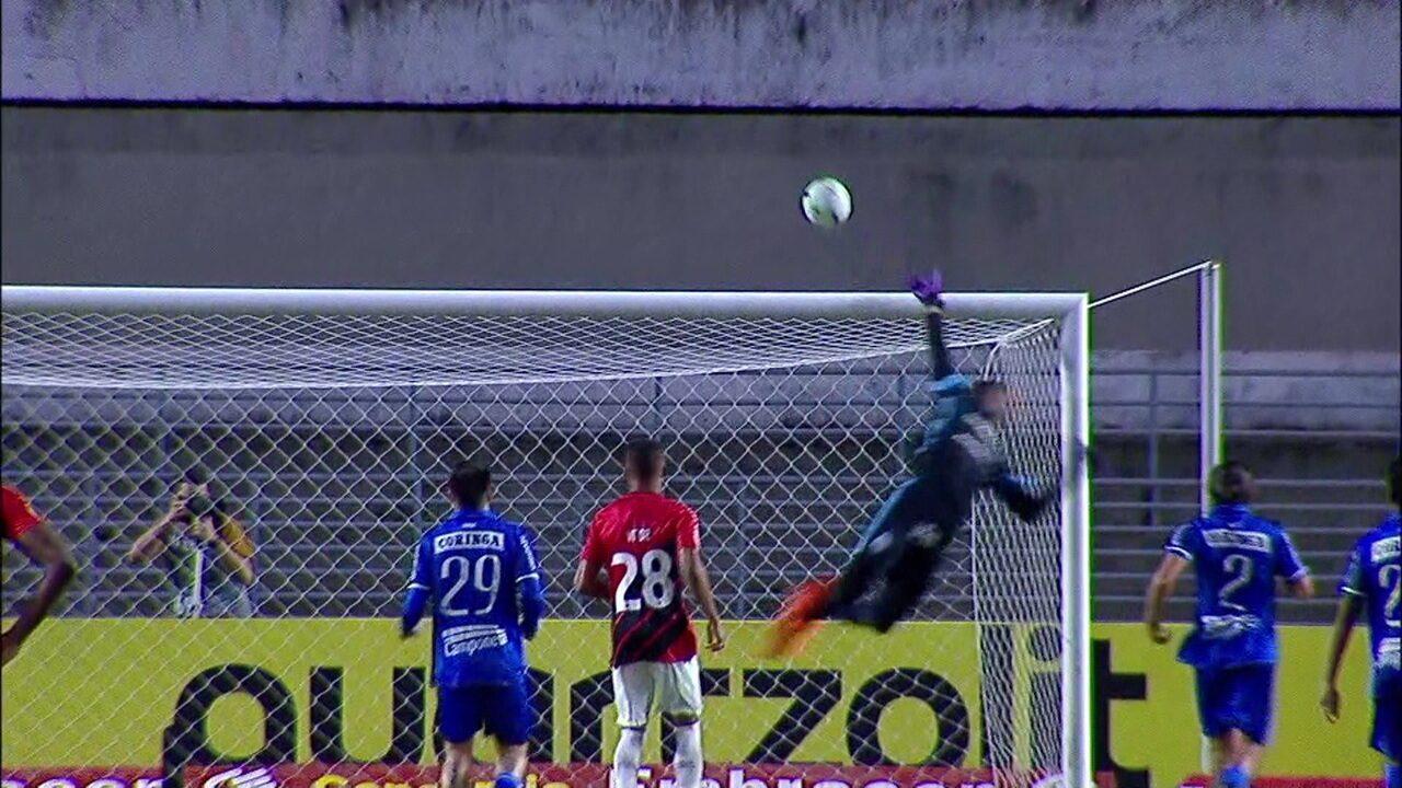 Melhores momentos: CSA 0 x 4 Athletico-PR, pela 11ª rodada do Brasileirão 2019