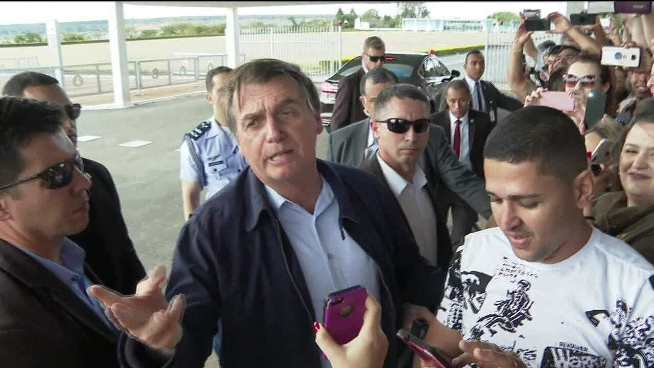 Bolsonaro nega crítica a nordestinos e diz que fala era direcionada a dois governadores