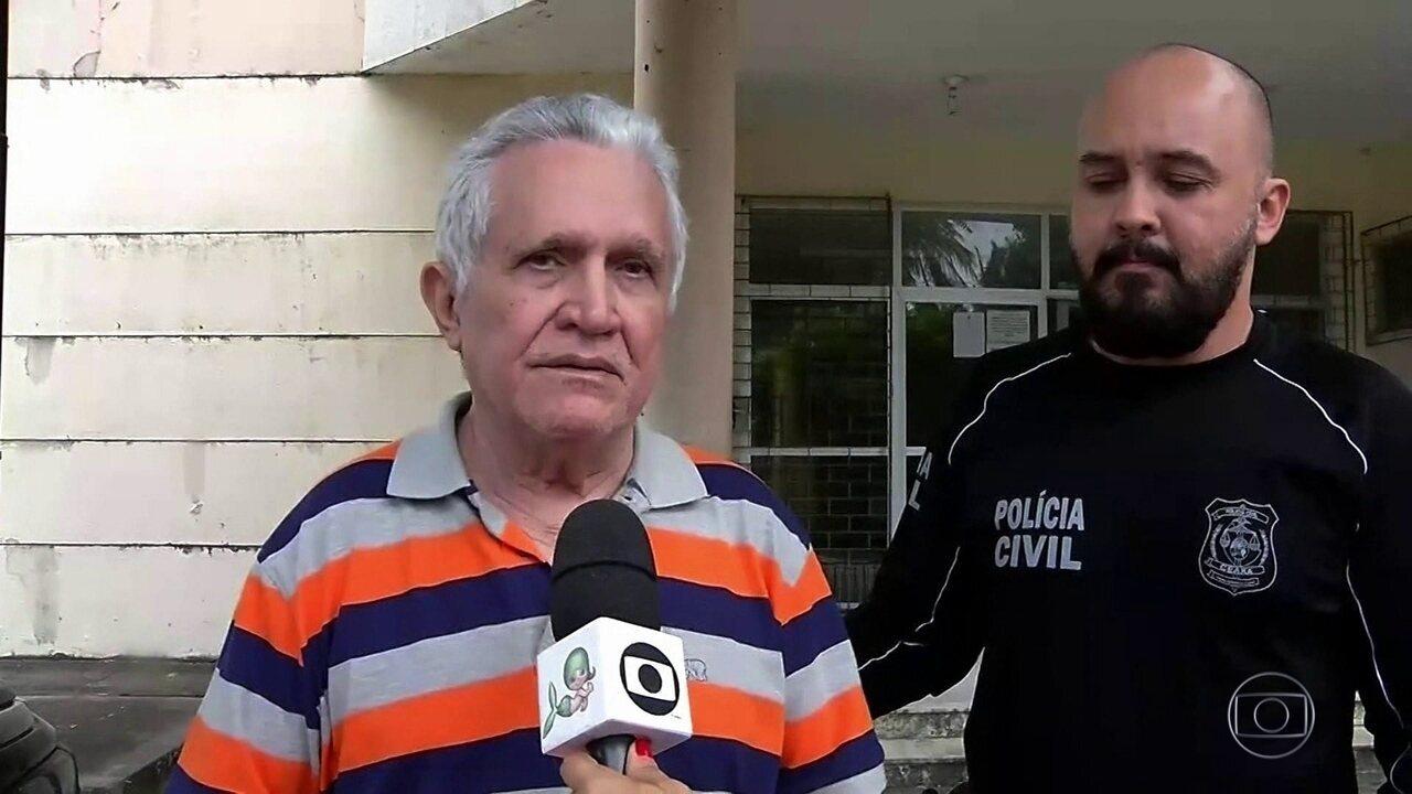 Fantástico mostra novos relatos de vítimas do médico e prefeito preso por abusar de mulher