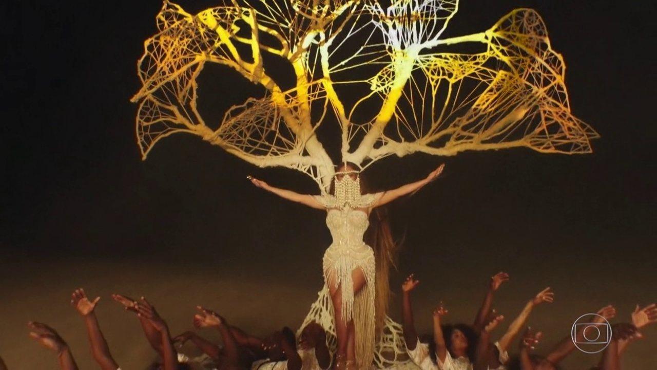 Beyoncé usa vestido 'made in Brasil' de R$ 13 mil em novo clipe