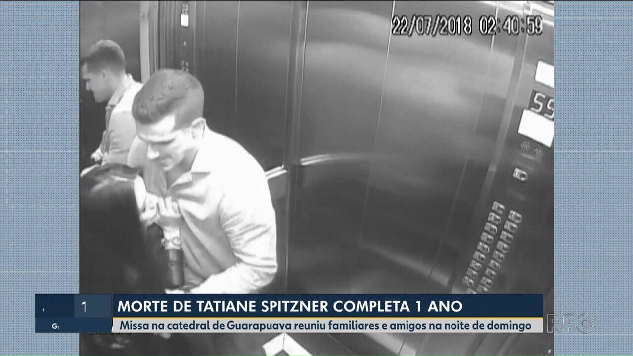 Morte de Tatiane Spitzner completa 1 ano