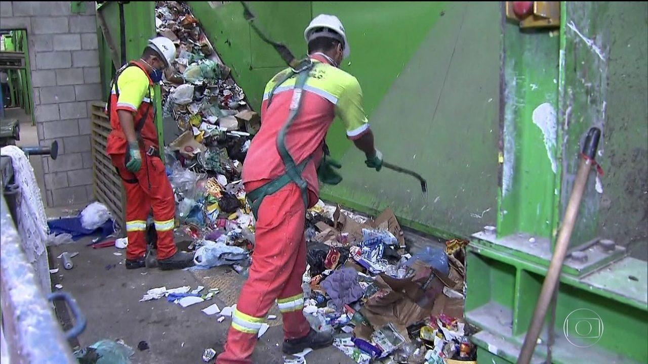 Maioria das capitais brasileiras não recicla nem 3% do lixo que produz