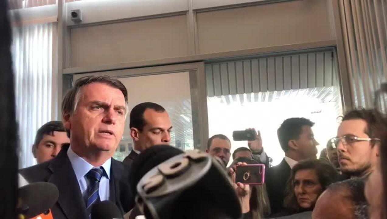 Bolsonaro disse que pretende excluir 'a grande maioria' dos conselhos formados por representantes do governo e da sociedade civil