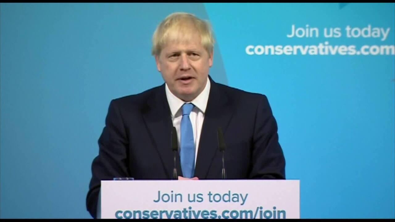 Boris Johnson é o novo primeiro-ministro do Reino Unido
