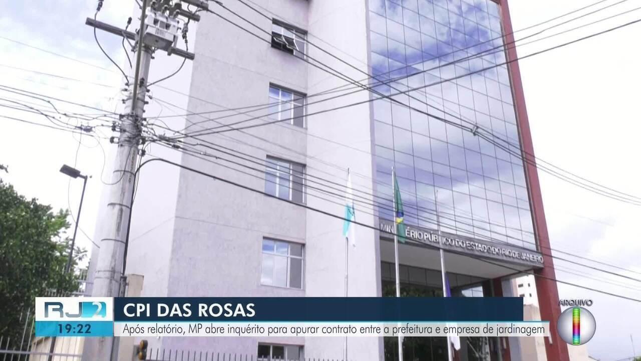 MP abre inquérito para apurar contrato entre Prefeitura de Campos e empresa de jardinagem