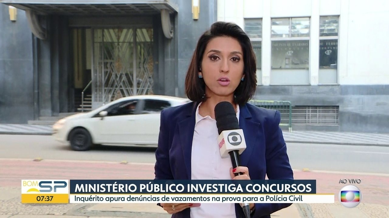 Ministério Público investiga concursos