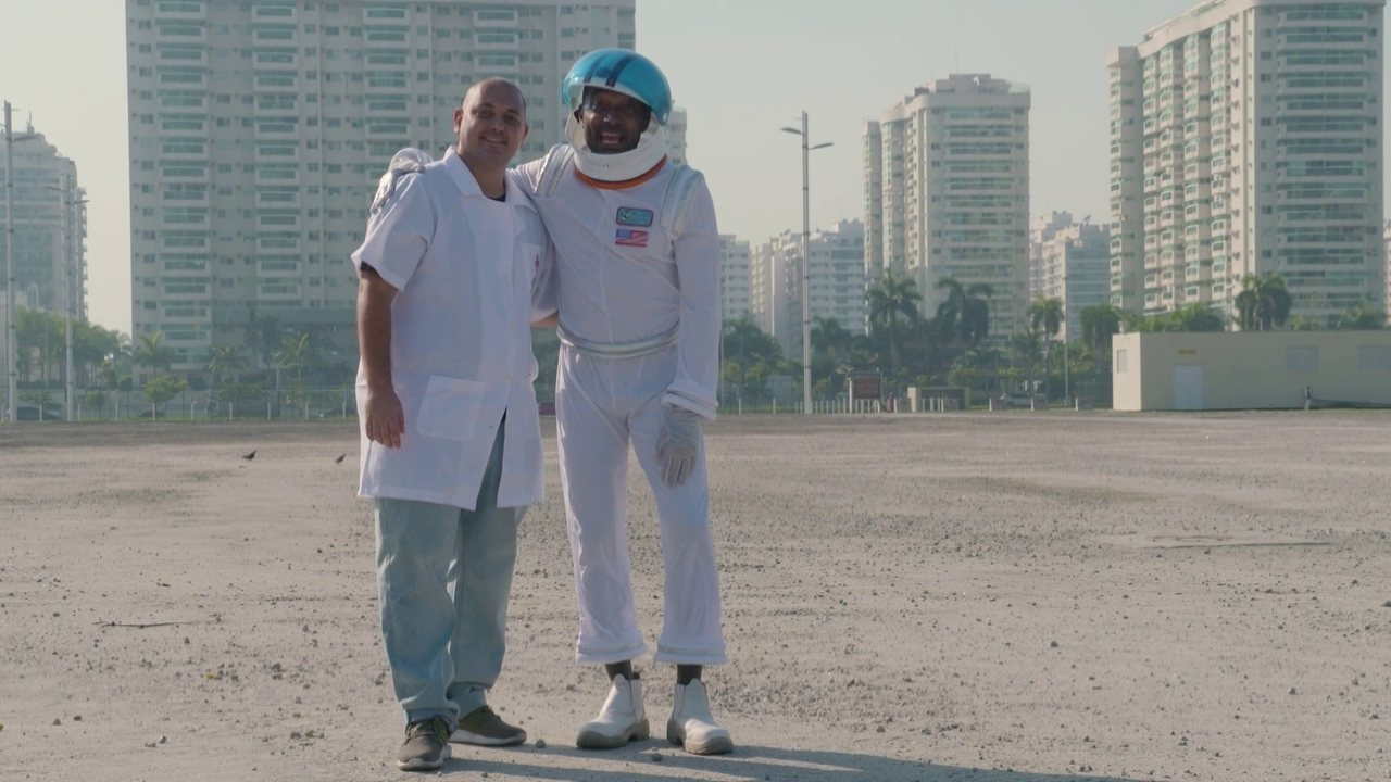 Hoje é dia de viver no mundo da Lua: lançando foguetes