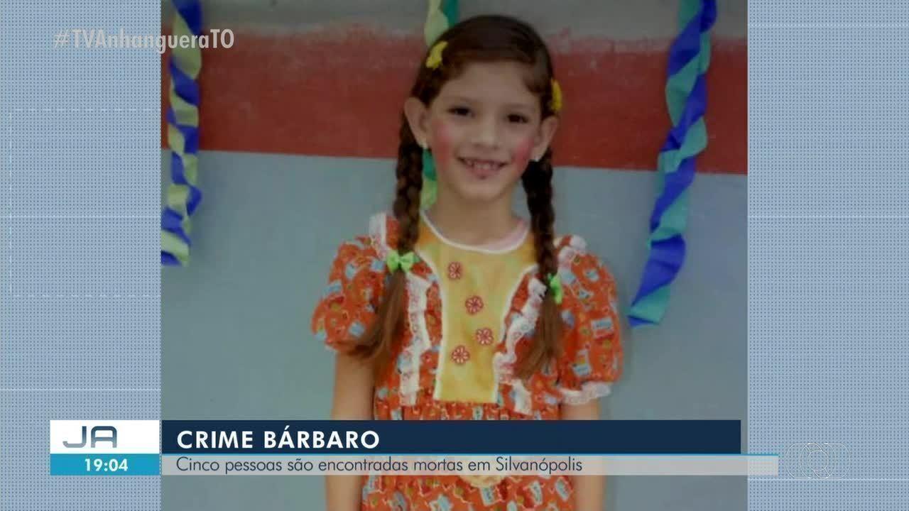 Assassinato de cinco pessoas da mesma família choca moradores de Silvanópolis