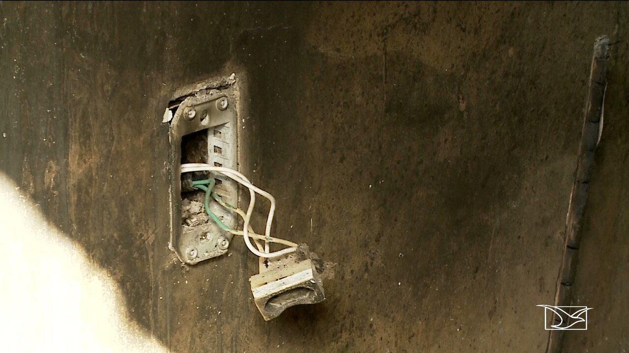 Criança de dois anos morre após quarto pegar fogo em Imperatriz