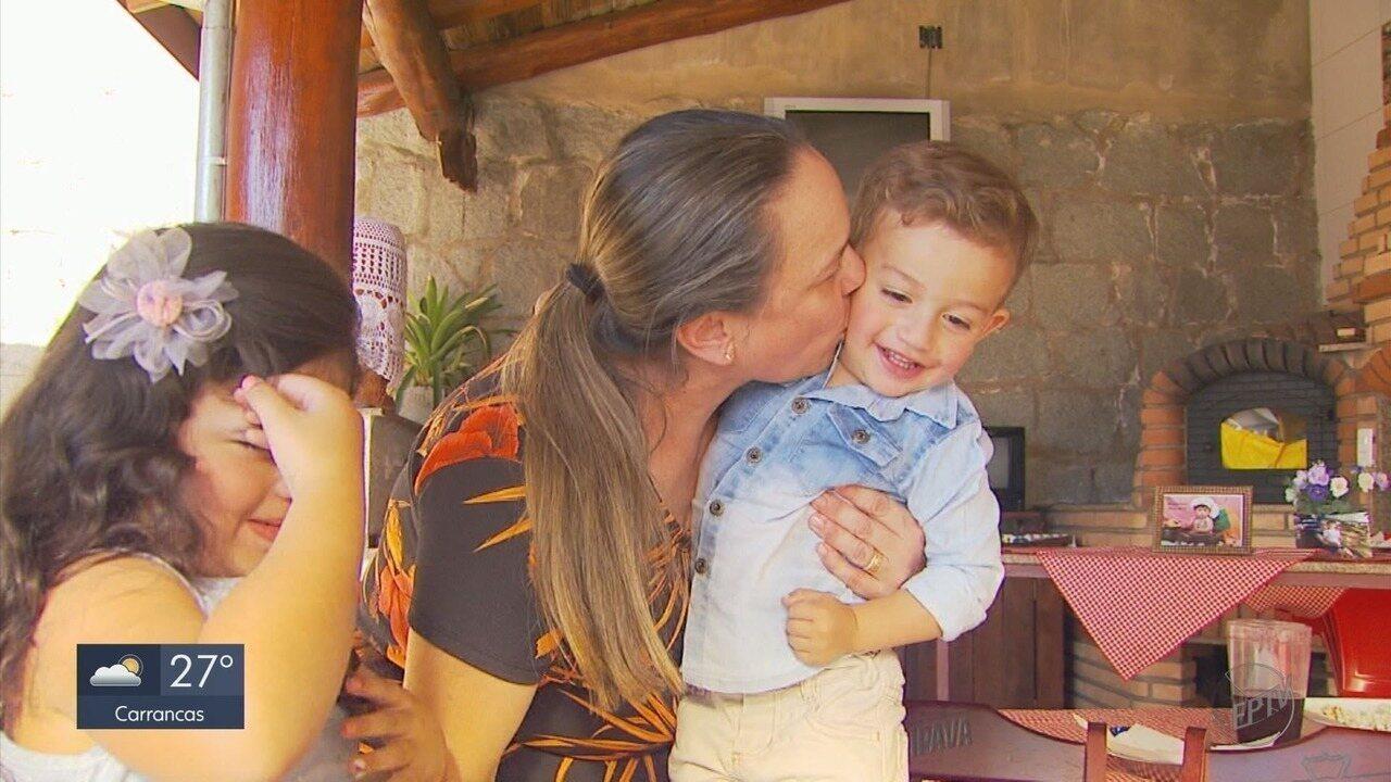 Reportagem Especial conta histórias de afeto entre avós e netos do Sul de Minas