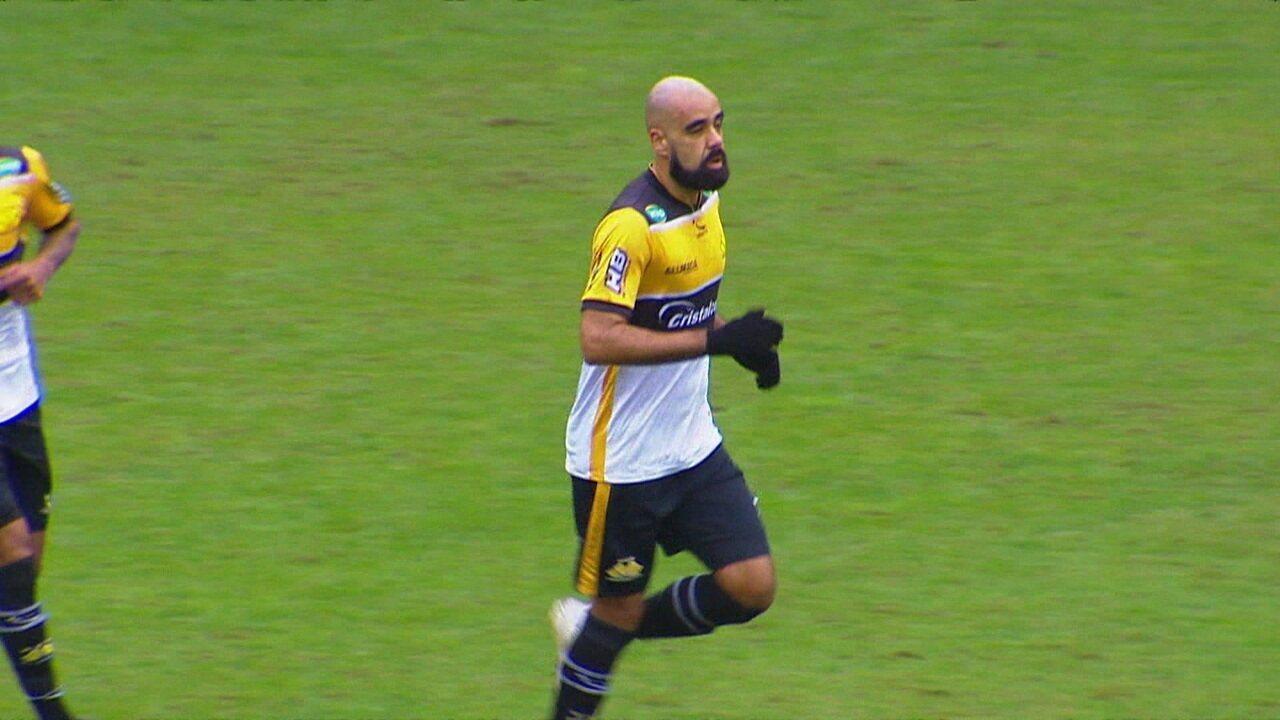 Melhores momentos de Criciúma 1 x 1 Figueirense pelo Campeonato Brasileiro da Série B