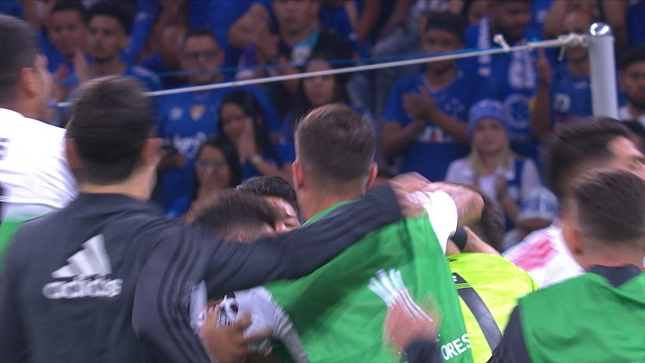 Melhores momentos: Cruzeiro 0 (2) x (4) 0 River Plate pela Taça Libertadores