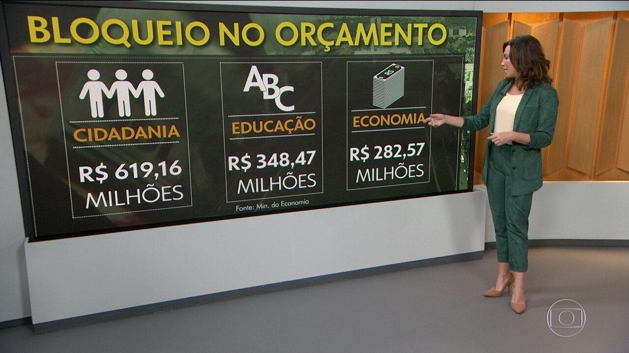 Governo edita decreto orçamentário; maiores bloqueios são em Cidadania e Educação
