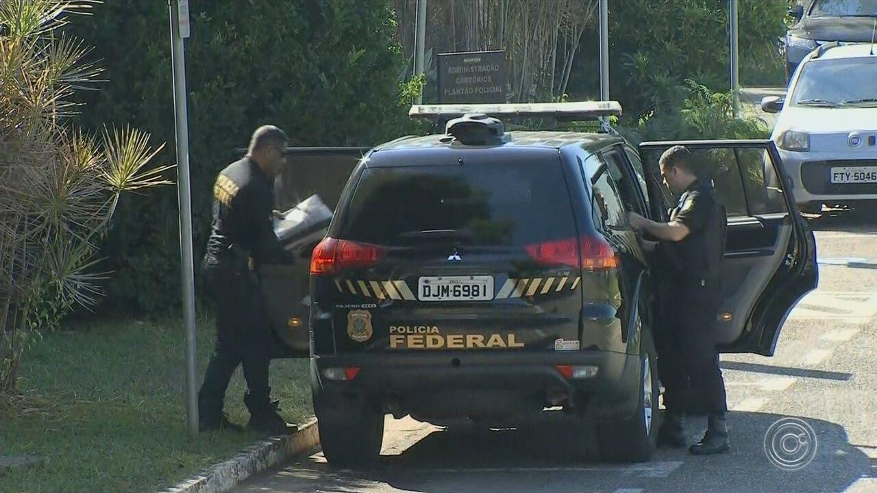 Três são presos durante 62ª fase da Lava Jato em Itu, Porto Feliz e Boituva