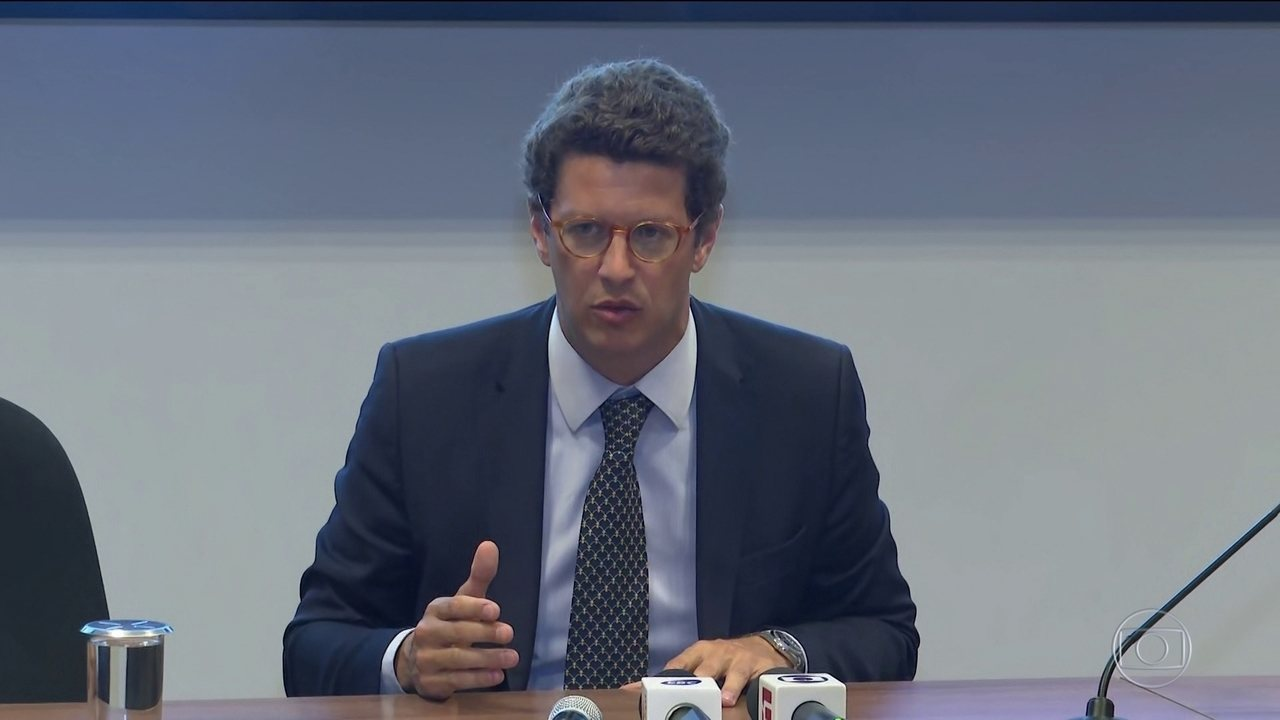JORNAL NACIONAL: Governo anuncia que vai mudar forma de monitorar o desmatamento
