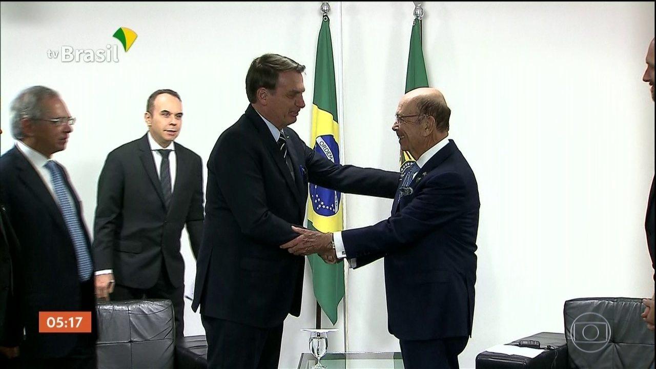 Ministério da Economia informa que o Brasil negocia acordo de livre comércio com os EUA