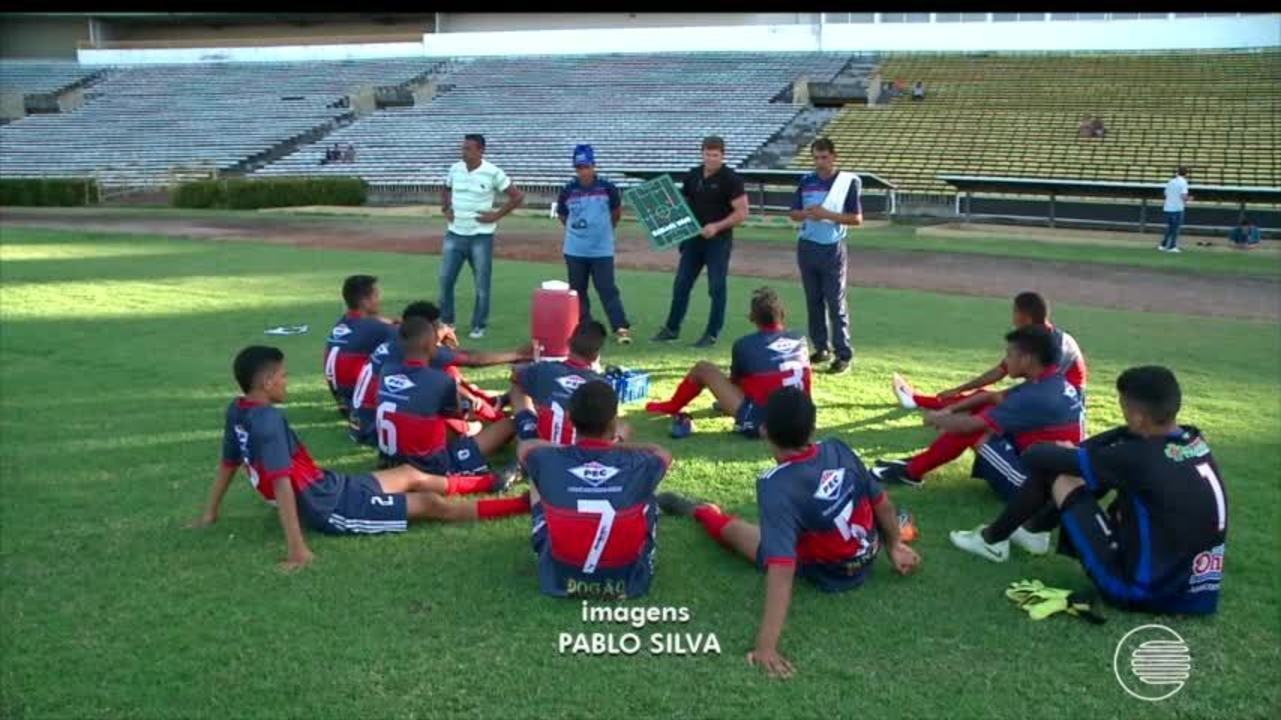 Piauí venceu último amistoso antes da estreia na Copa do Brasil sub-17