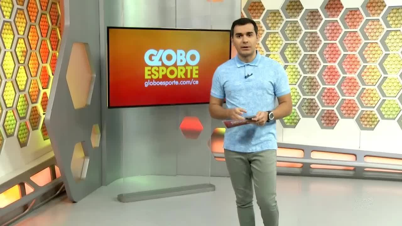 íntegra Globo Esporte Ce 01082019