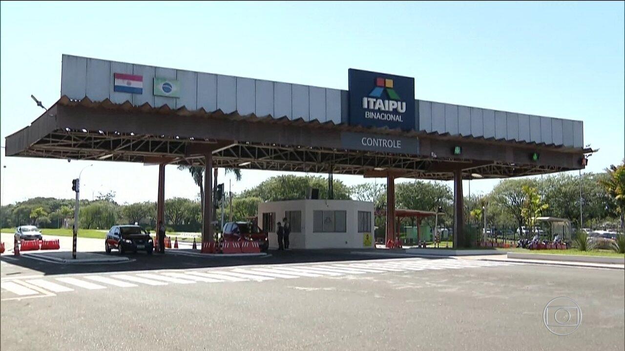 Paraguai cancela acordo sobre Itaipu para afastar risco de impeachment
