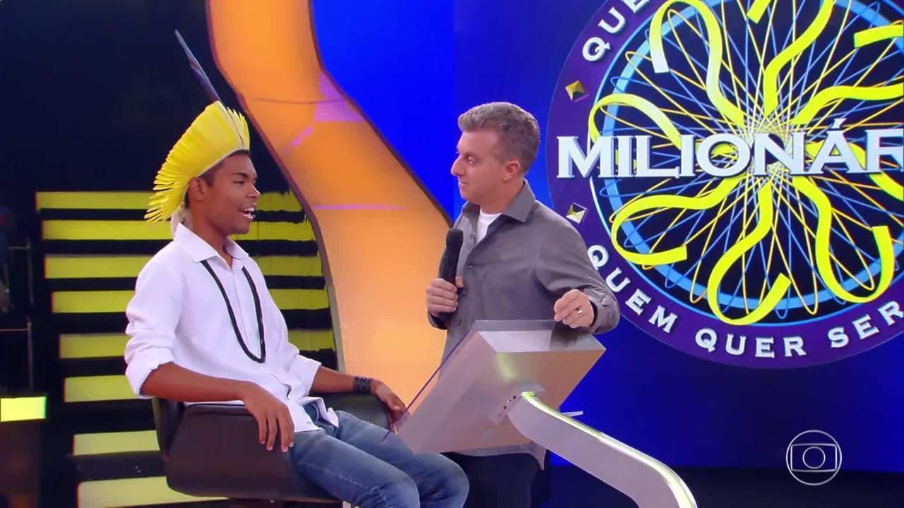 Marcos Davi continua participação no 'Quem Quer Ser um Milionário?'