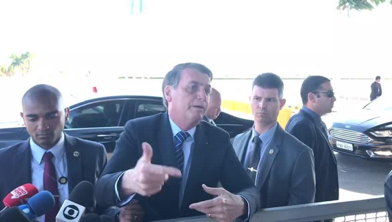'Falha minha', diz Bolsonaro sobre reeditar MP para mudar demarcação de terras indígenas
